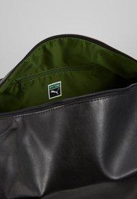 Puma - ORIGINALS GRIP BAG RETRO - Treningsbag - black - 4