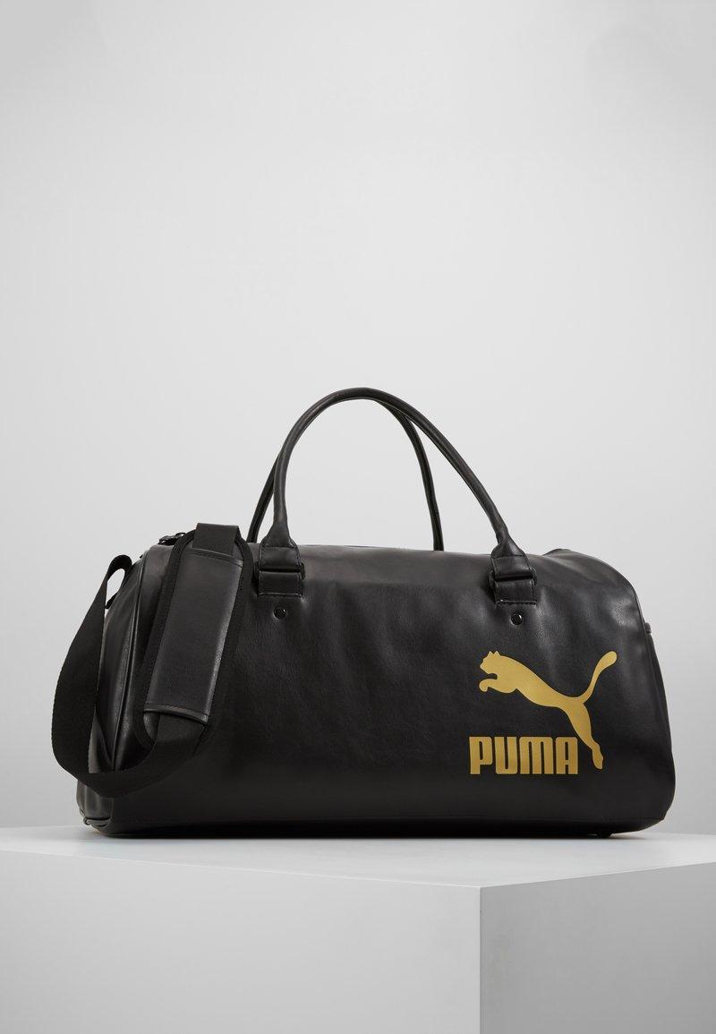 Puma - ORIGINALS GRIP BAG RETRO - Sporttasche - black
