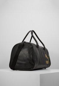 Puma - ORIGINALS GRIP BAG RETRO - Treningsbag - black - 3