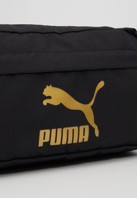 Puma - ORIGINALS BUM BAG - Ledvinka - black - 7