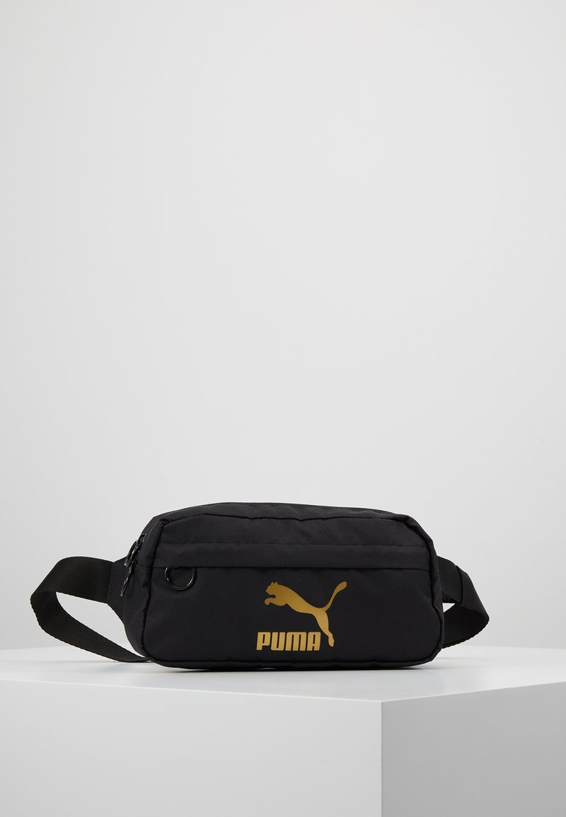 Puma - ORIGINALS BUM BAG - Ledvinka - black