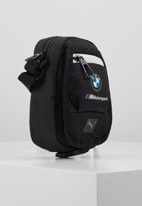 Puma - BMW SMALL PORTABLE - Across body bag - black - 4