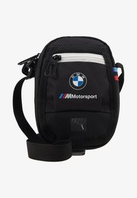Puma - BMW SMALL PORTABLE - Across body bag - black - 1