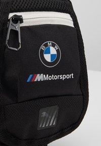 Puma - BMW SMALL PORTABLE - Across body bag - black - 2