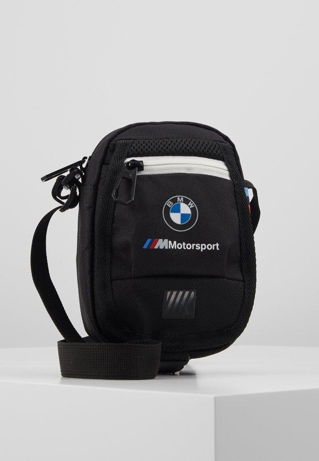 BMW SMALL PORTABLE - Across body bag - black