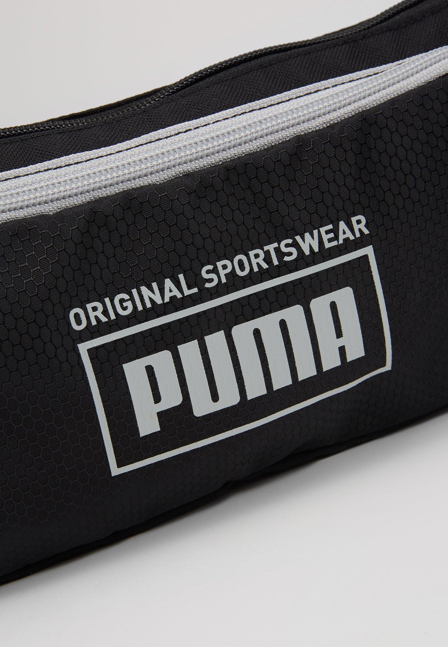 Puma SOLE WAIST BAG - Bæltetasker - black