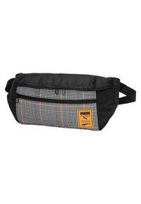 Puma - Bum bag - black-vibrant orange-ao - 0