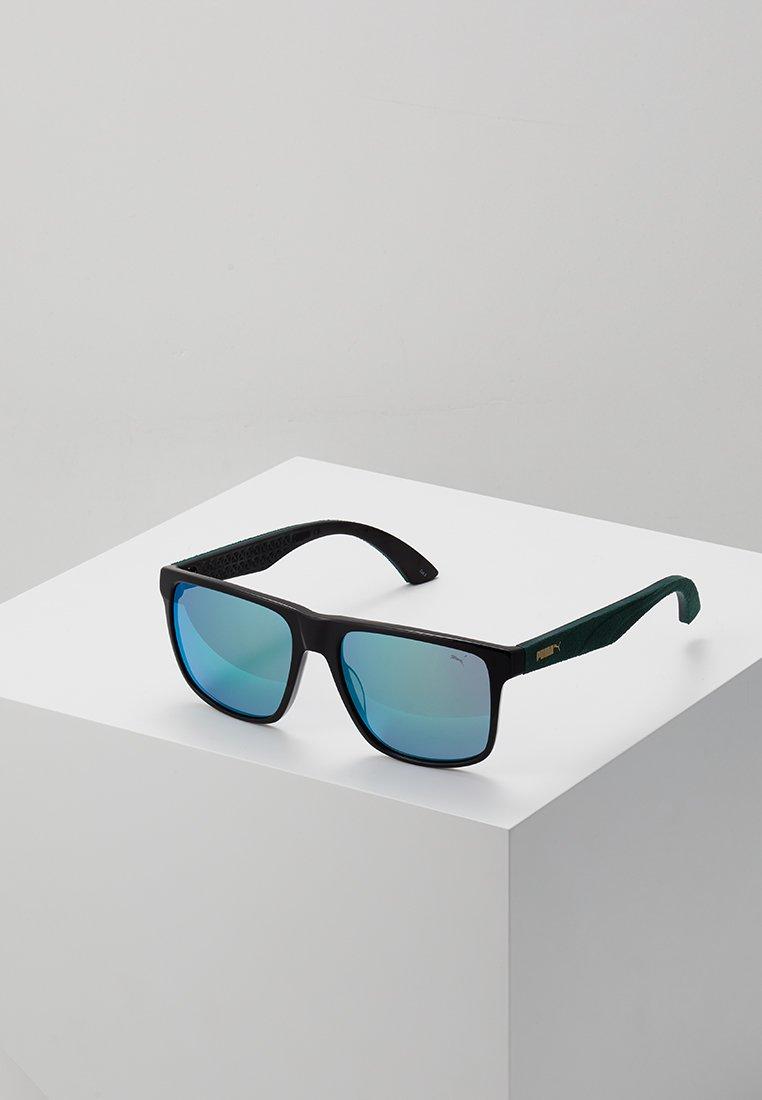 Puma - Sonnenbrille - black/green