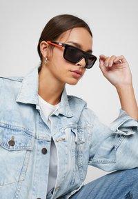 Puma - Sunglasses - black - 2