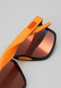 Puma - Sunglasses - black/orange/red - 2