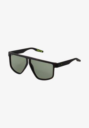 Gafas de sol - havana/black/green