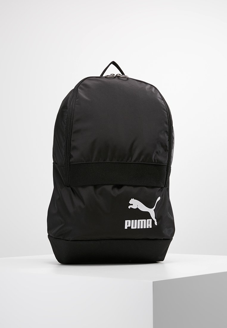 Puma - ORIGINALS BACKPACK TREN - Mochila - puma black/puma white