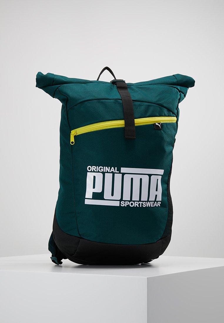 Puma - SOLE BACKPACK - Zaino - dark green