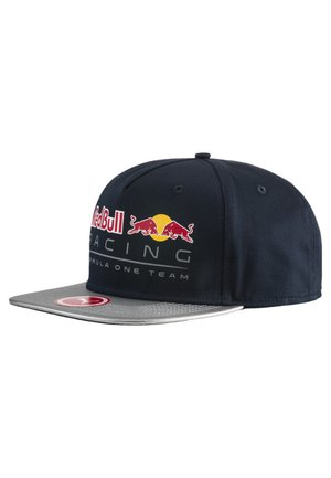 RED BULL RACING NEW BLOCK  - Casquette - total eclipse-silver