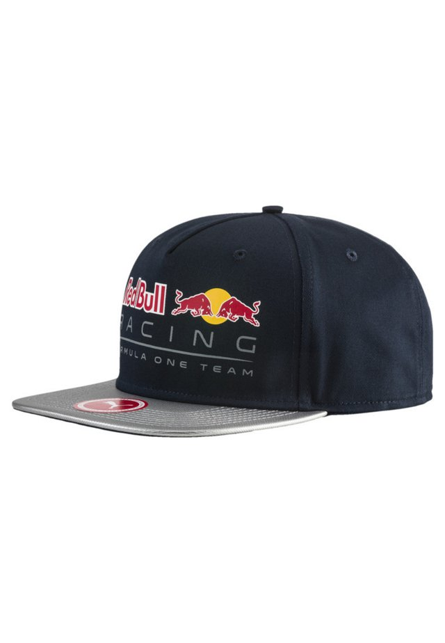 RED BULL RACING NEW BLOCK  - Cap - total eclipse-silver