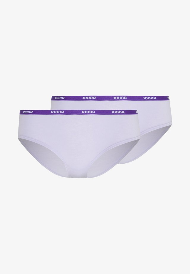KYLIE JENNER HIPSTER 2 PACK - Panties - purple combo