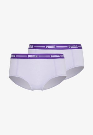 ICONIC MINI 2 PACK - Onderbroeken - purple combo