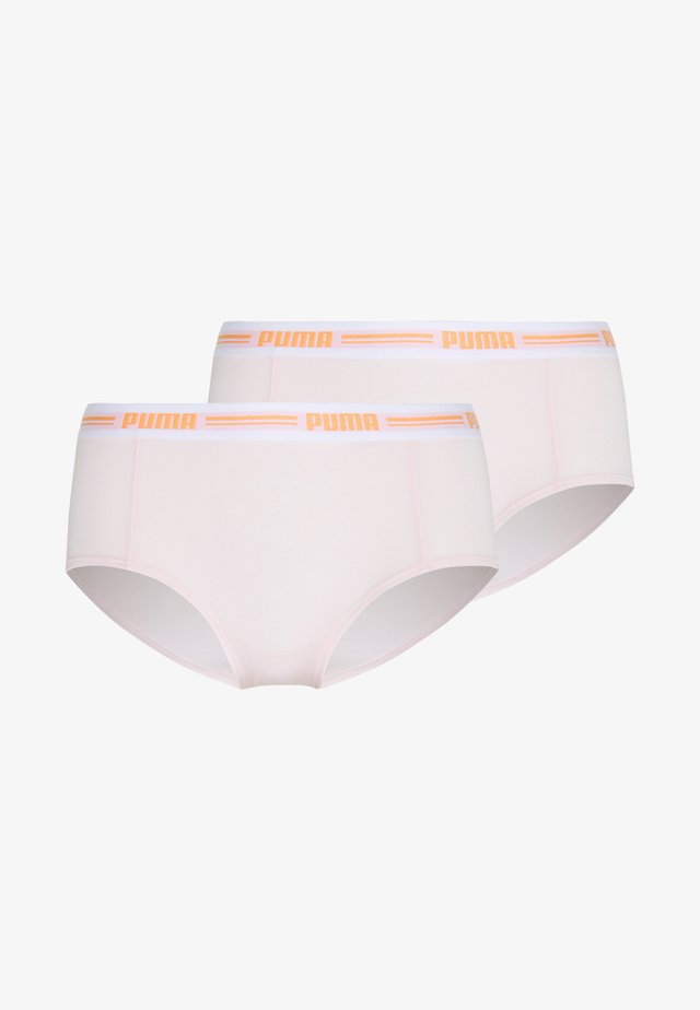 ICONIC MINI 2 PACK - Panties - light pink