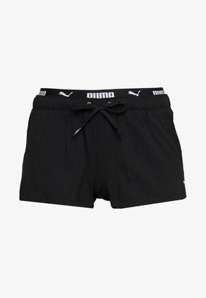 SWIM WOMEN BOARD - Zwemshorts - black