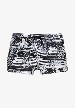 SWIM WOMEN BOARD - Bikini bottoms - black