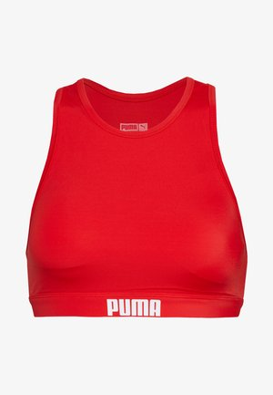 SWIM WOMEN RACERBACK - Bikinitop - red
