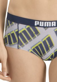 Puma - 2 PACK - Slip - blue - 3