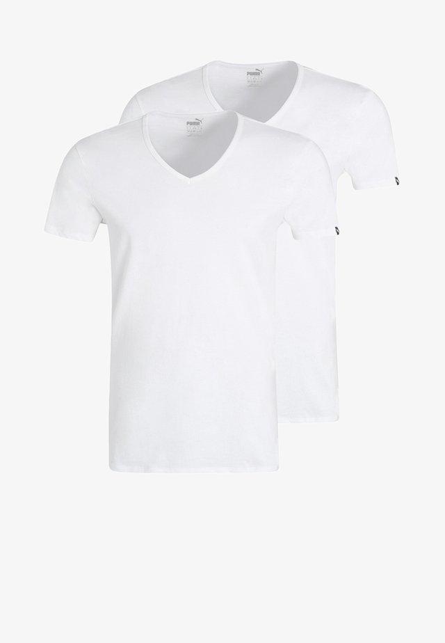 2 PACK - Undertrøjer - white