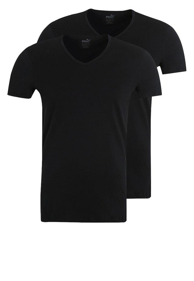 2 PACK - Undertrøye - black