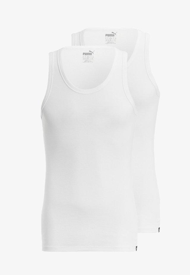 BASIC 2 PACK  - Undertrøjer - white