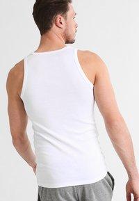 Puma - BASIC 2 PACK  - Undershirt - white - 2