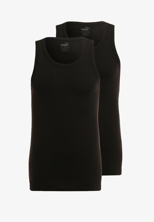 BASIC 2 PACK  - Hemd - black