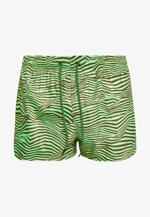 SWIM MEN LENGTH - Bañador - mint/olive