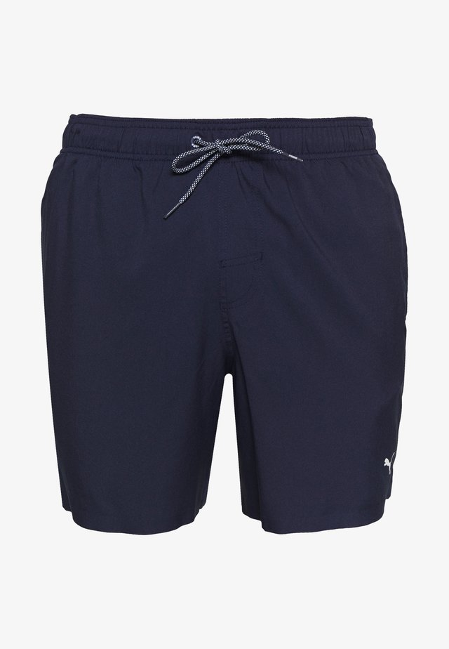 SWIM MEN MEDIUM LENGTH - Badeshorts - navy