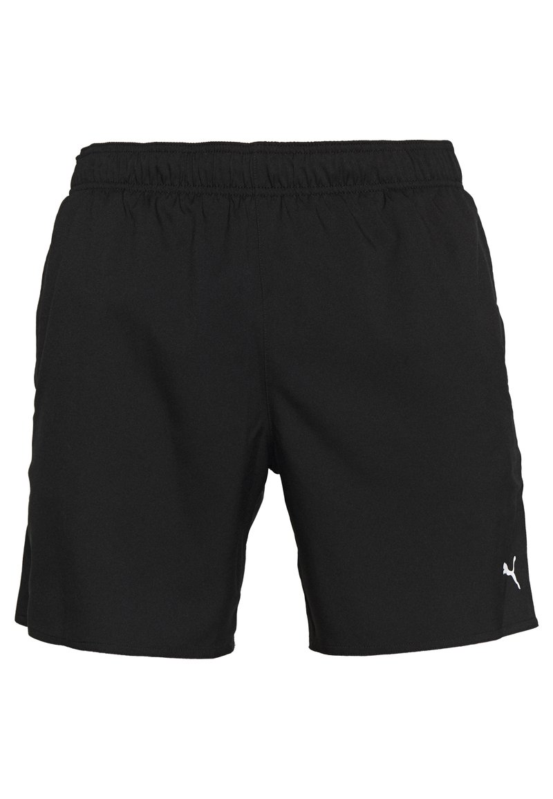 Puma - SWIM MEN MEDIUM - Shorts da mare - black