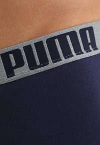 Puma - 3 PACK - Shorty - blue/black - 5