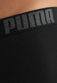 Puma - 3 PACK - Shorty - black/anthracite - 2