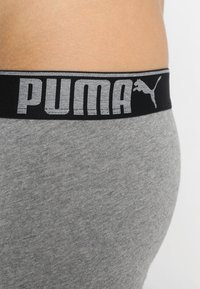 Puma - LIFESTYLE 3 PACK  - Shorty - grey melange - 4