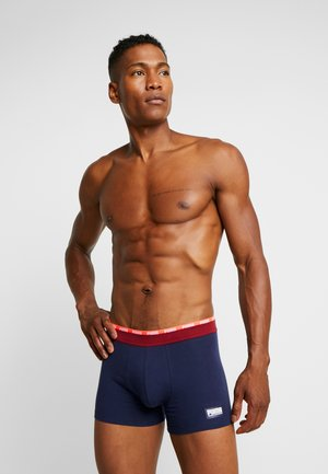 STATEMENT ORIGINAL SPORTSWEAR 2PACK - Shorty - dark blue