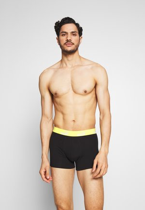 PROMO SOLID 4 PACK - Culotte - yellow/grey melange
