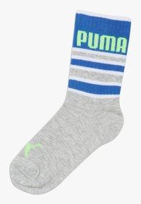 Puma - BOYS STRIPE 4 PACK - Ponožky - blue/grey - 3