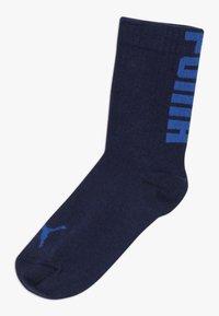 Puma - BOYS STRIPE 4 PACK - Ponožky - blue/grey - 2