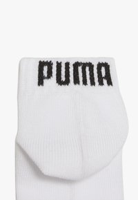 Puma - QUARTER 6 PACK - Ponožky - grey/white/black - 4