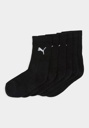 SPORT JUNIOR  6 PACK - Calcetines - black