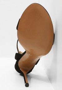 Pura Lopez - Sandály na vysokém podpatku - black - 5
