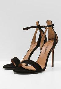 Pura Lopez - Sandály na vysokém podpatku - black - 3