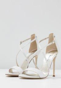 Pura Lopez - High heeled sandals - glow bone - 4