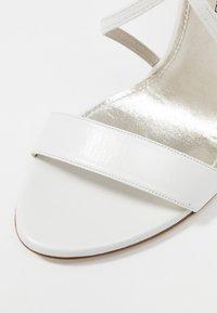 Pura Lopez - High heeled sandals - glow bone - 2