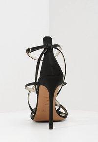Pura Lopez - High heeled sandals - black - 5
