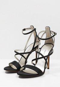 Pura Lopez - High heeled sandals - black - 4