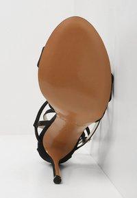 Pura Lopez - High heeled sandals - black - 6